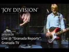 Joy Division - Shadowplay - YouTube