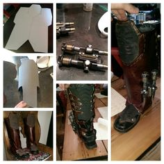 Star lord boots build