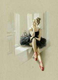 5 Performance Opportunities For Adult Ballet Dancers Ballerina Painting, Ballerina Art, Ballet Art, Ballet Shoes, Ballet Images, Ballet Pictures, Dance Pictures, Ballet Drawings, Dancing Drawings