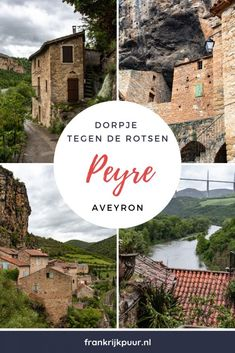 peyre-millau-aveyron-dorp Beaux Villages, Travel Tips, Ireland, Things To Do, France, Nature, Beautiful, Italy, Things To Make