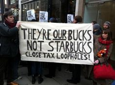 UK Uncut - Starbucks