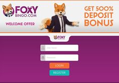Foxy Bingo is one of the top online bingo sites in the UK. Play Bingo Games with massive jackpots and try Foxy Bingo out with a free bingo bonus of Get the latest bingo bonus codes here! Foxy Bingo, Bingo Bonus, Bingo Sites, App, Free, Apps