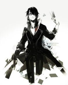 Fushimi Saruhiko | K Project | ♤ Anime ♤