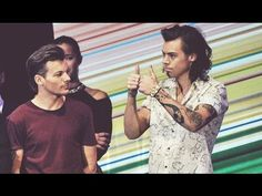 Harry and Louis - 18 (Larry Stylinson) - YouTube