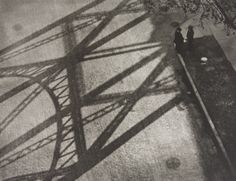 Paul Strand - From the El, 1917  © Lumiere Gallery
