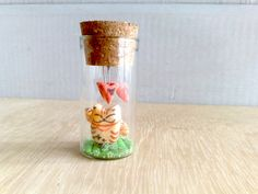 Japanese Lucky cat  in the bottle Maneki NeKo by zeropumpkin, $15.90