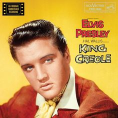Elvis Presley - King Creole on Limited Edition 180g LP