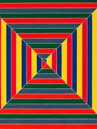Arte en el Aula: Frank Stella.