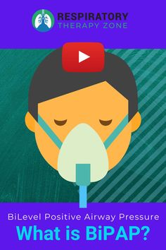 What is BiPAP? BiPAP stands for BiLevel Positive Airway Pressure. It's a form of noninvasive ventilation that is commonly used in the field of Respiratory Care. So if you're looking for a quick overview of BiPAP, check out this video.#BiPAP #CPAP #NoninvasiveVentilation #MechanicalVentilation #RespiratoyTherapy Speech Language Pathology, Speech And Language, Mechanical Ventilation, Respiratory Therapy, Learning Process, How To Become, Positivity, Student, Teaching