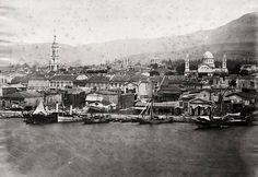 İzmir-Bu kiliseler 1922 yangınında hepsi yanmıştır
