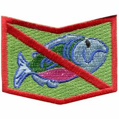 Fish Allergy Patch