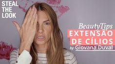 Extensão de Cílios | Steal The Look - Dicas de Beleza