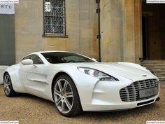 Aston Martin One-77 (2010) #astonmartin