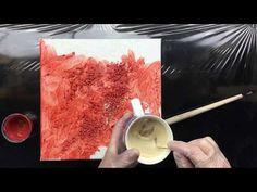 ( 531 ) Powertex background abstract painting part 2 - YouTube
