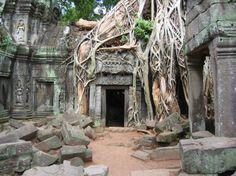 Phnom Kulen, no Camboja