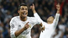 Ronaldo hat trick scores Real Madrid destroys to keep Atletico  La Liga lead