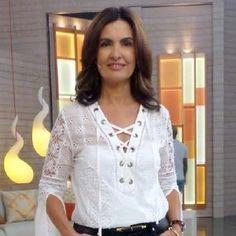 Virose afasta Fátima Bernardes do \