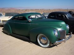 Kustom Cars Of The 50S | Customs 1948-52 New Old Style Kustoms - THE H.A.M.B.