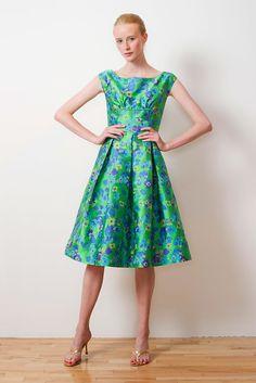 Barbara Tfank Resort 2011 Fashion Show - Edythe Hughes