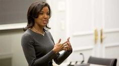 Erika James, first black woman to lead a top business school
