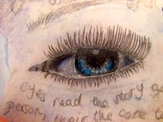 Eyes are the window to your soul #creativemoi