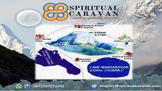 www.spiritualcaravan.com Kailash Mansarovar, Caravan, Spirituality, Cover, Books, Travel, Libros, Viajes, Book