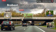 Poll: moet Brabants geld naar de Ecologische Hoofdstructuur of niet?