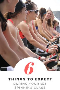 Your first spinning class: what to expect Class Expectations, Spin Class, Spinning, First Time, Cycling, Yoga, Hand Spinning, Classroom Expectations, Biking