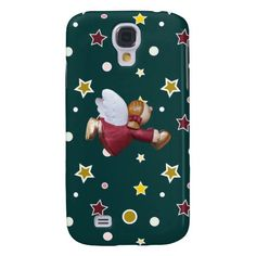 #Magical #Christmas #Samsung #Galaxy S4 Cover #angel