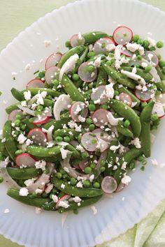 Spring Pea Salad #pauladeen