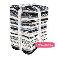 Black & White Fat Quarter BundleJennifer Sampou for Robert Kaufman Fabrics