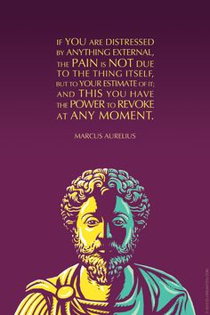 MARCUS AURELIUS QUOTE: THE POWER TO REVOKE Wisdom from the Roman emperor and Stoic philosopher, Marcus Aurelius (121-180). #3 of the Great Teachers series. See also Lao Tzu and the Buddha.