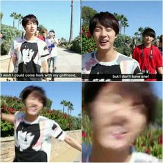 XD but Namjoon is waiting you x) #NamJin