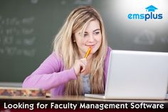 #Emsplus provide best #facultymanagementsystem. It handles day to day activities of #faculty and it is very useful to faculty for handle their task like create #schedules for lesson, #attendance system, #timetable management for #students, etc.