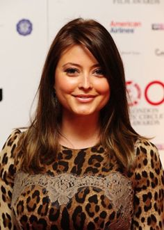 HOLLY CANDY (formerly Valance) is expecting her first child with her billionaire property developer husband Nick.