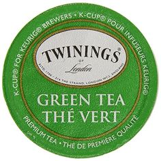 Twinings Green Tea, 24-Count K-Cup For Keurig Brewers - http://teacoffeestore.com/twinings-green-tea-24-count-k-cup-for-keurig-brewers/
