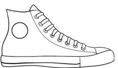 pete the cat shoes coloring page - Google Search