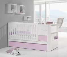 Cunas convertibles Trama Combi Arc-2 Prams, Kids Bedroom, Baby Room, Toddler Bed, Nursery, Modern, Furniture, Home Decor, Link