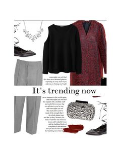 """""""It's trending now"""" by merima-kopic ❤ liked on Polyvore featuring Balenciaga, Michael Kors, Privé, Givenchy, Acne Studios, Sonix, Lipsy, NARS Cosmetics, trend and trendingnow"""