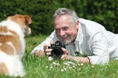 "Hello, my friend! Say ""Cheese""     Pet Photography Tips Here!"