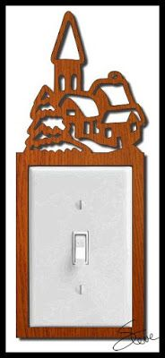 Switchplate surround patterns for the  Scroll Saw from #SteveGood. PDF templates for #winterscene #cat #dog #patriotic  #dragon #plane #guitar #cowboy #fretwork #photoframe for small pic ?  #DIYdecor #freewoodworkingplans #scrollsawpatternsandprojects (donations appreciated) http://scrollsawworkshop.blogspot.com/2015/09/switch-plate-surrounds-scroll-saw.html  #papercutting