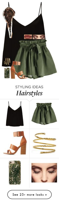 """""""Untitled #451"""" by hannah-faith1 on Polyvore featuring Raey, Charlotte Russe, RIFLE, Venus and Claire Evans"""