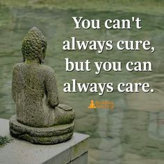 You can care. But have to find my balance and wall of insanity. The struggles of an empath. Lol