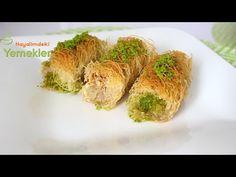 YouTube Desserts Menu, Sweet Desserts, Turkish Recipes, Ethnic Recipes, Burma, Egyptian Food, Hair Color Highlights, Banquet, Asparagus