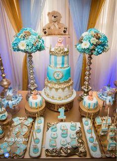 Teddy Bear Birthday Party Ideas | Photo 2 of 24