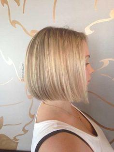 Última Rubio Corto Peinados para Mujeres // #corto #mujeres #para #Peinados #Rubio #Última