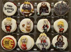 Cupcakes de Emyland