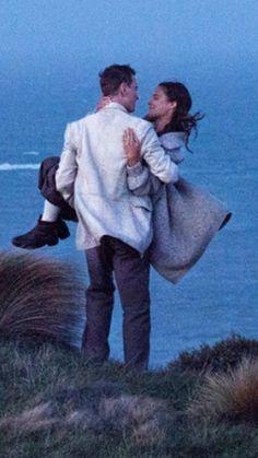 "Michael Fassbender & Alicia Vikander in ""The Light Between Oceans"" (2016)"