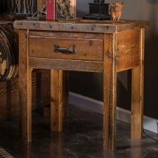 Here you will find our exclusive solid barnwood timber frame furniture made right here in our factory in Michigan. Our high end rustic Timber Frame barnwood furniture is sure to please. Unique Wood Furniture, Rustic Log Furniture, Repurposed Furniture, Furniture Design, Antique Furniture, Country Furniture, Fine Furniture, Industrial Furniture, Furniture Ideas