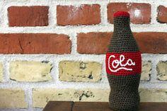 Cola DIY, pattern in norwegian by Frokenen & Baronen